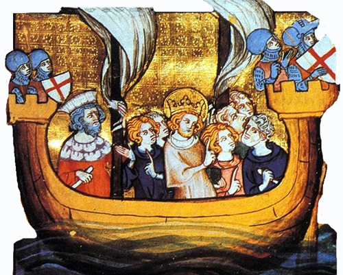 Croisade Louis 9